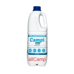 CAMPI  BLUE 2L płyn do toalet